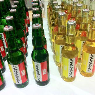 2011 gab's Fotodoks-Bier!